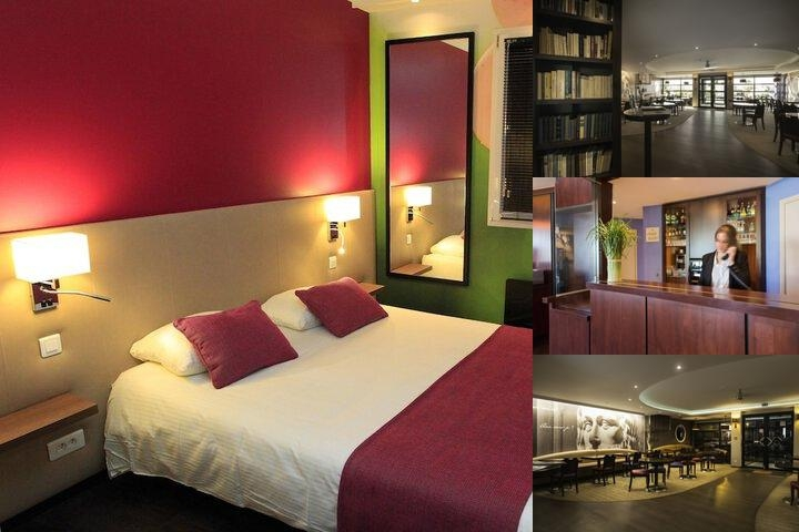 Qualys Hotel Reims Tinqueux photo collage