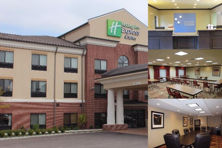 Holiday Inn Express & Suites Wheeling photo collage