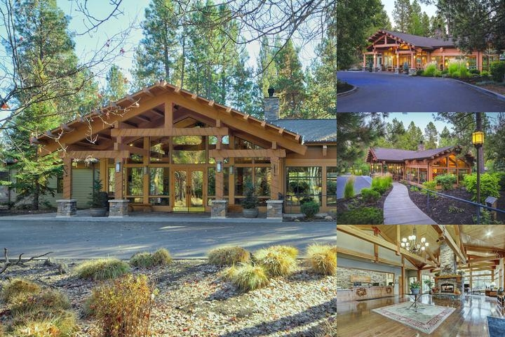 Seventh Mountain Resort photo collage