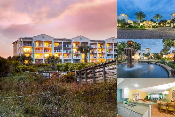 Holiday Inn Club Vacations Cape Canaveral Beach photo collage