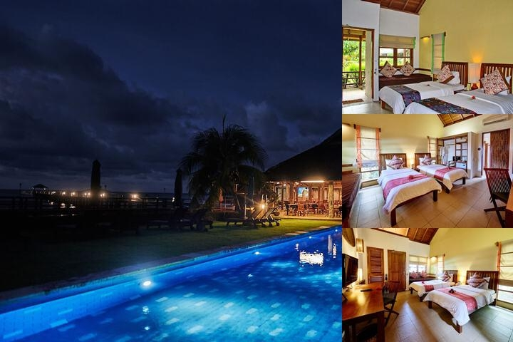 Cocotinos Manado a Boutique Dive Resort photo collage