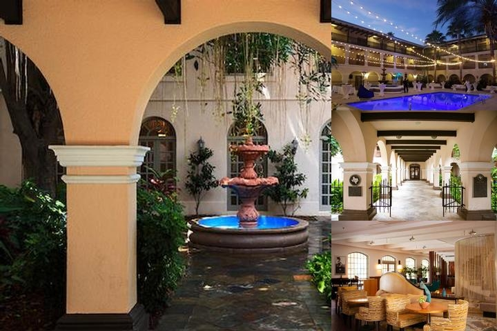 Casa De Palmas Renaissance Mcallen Hotel photo collage