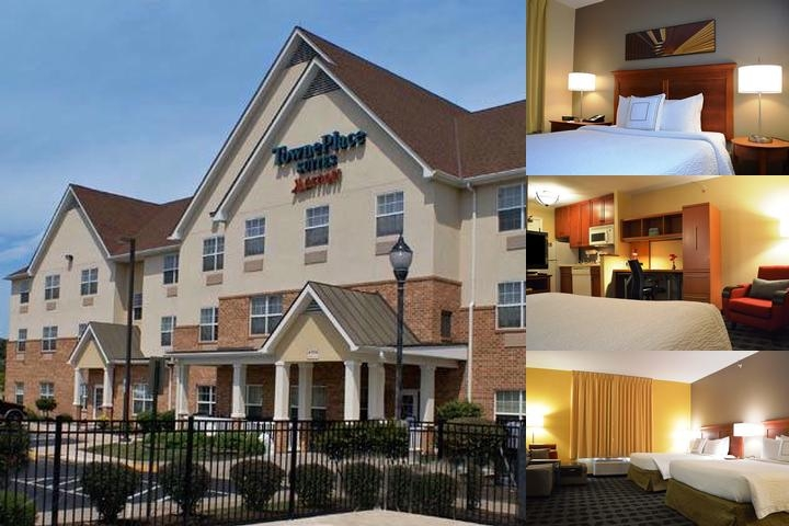 Fredericksburg Marriott Towneplace Suites photo collage