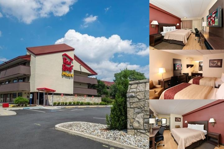 Red Roof Inn Secaucus Meadowlands Photo Collage