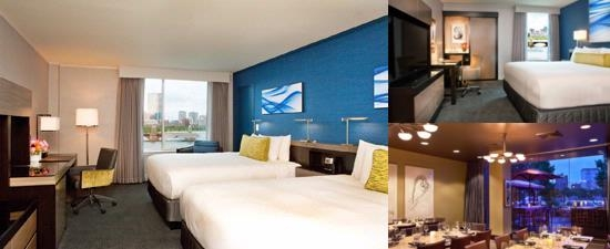 Royal Sonesta Boston photo collage
