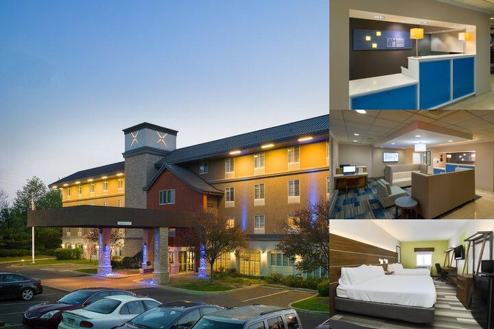 Holiday Inn Express Langhorne Oxford Valley photo collage