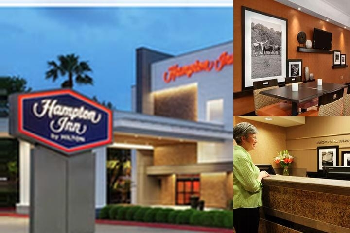 Hampton Inn Houston Brookhollow photo collage