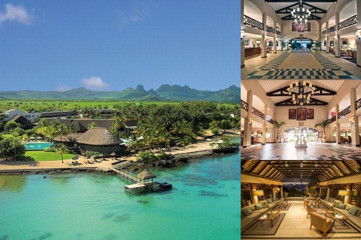 Maritim Resort & Spa Mauritius photo collage