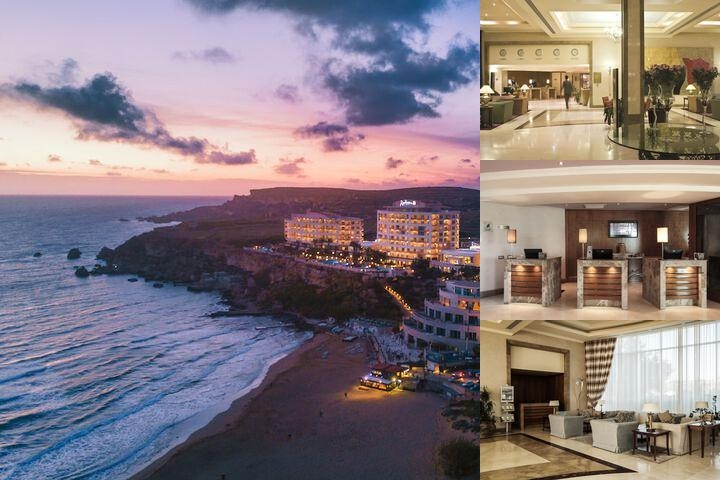 Radisson Blu Resort & Spa Malta Golden Sands photo collage