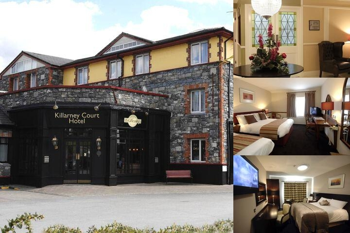 Killarney Court Hotel photo collage