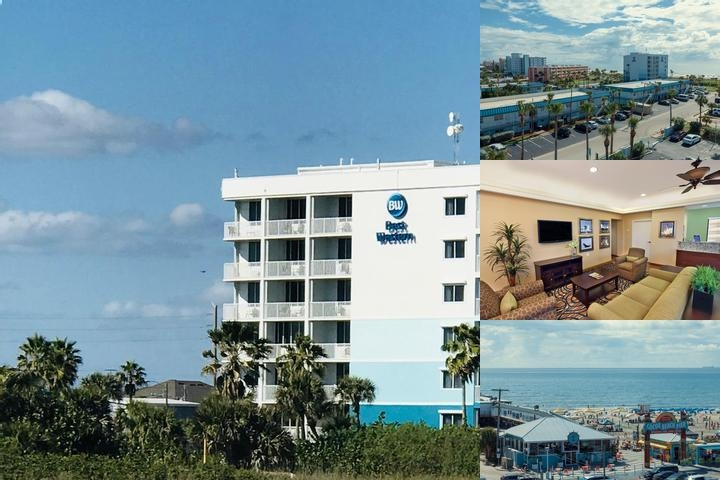 Best Western Oceanfront Hotel & Suites Cocoa Beach photo collage