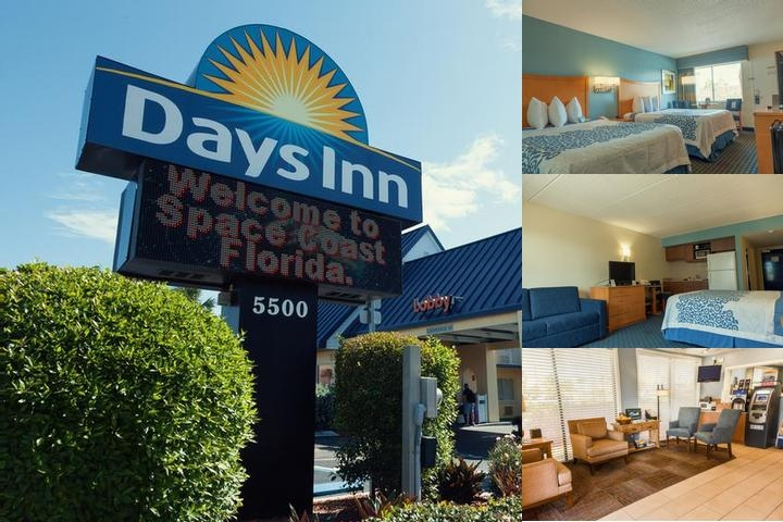 Days Inn Cocoa Beach photo collage