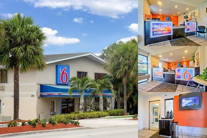 Motel 6 Ft. Lauderdale photo collage