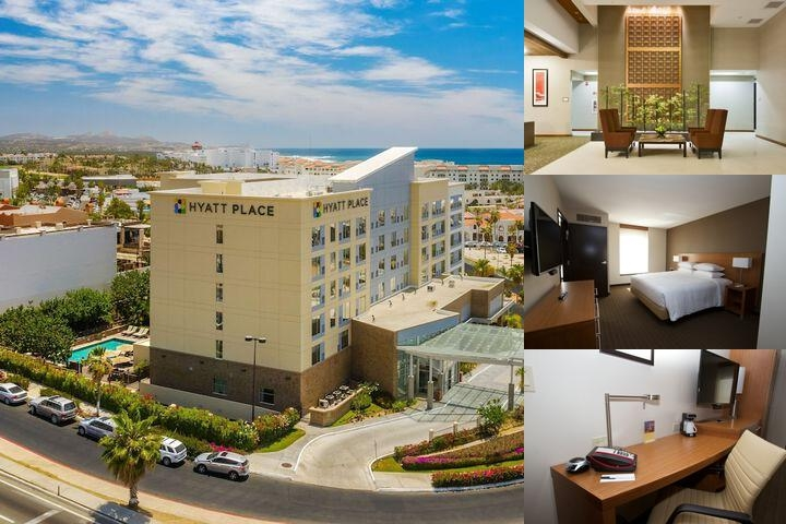 Hyatt Place Los Cabos photo collage