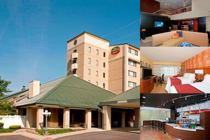 Courtyard by Marriott Elmhurst photo collage