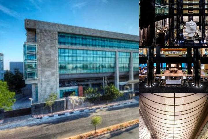 Park Hyatt Hyderabad photo collage