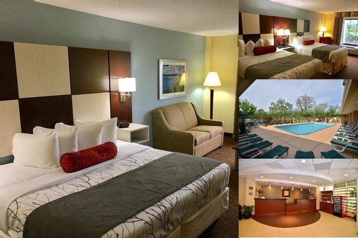 Best Western Plus Towson Baltimore North Hotel & Suites photo collage