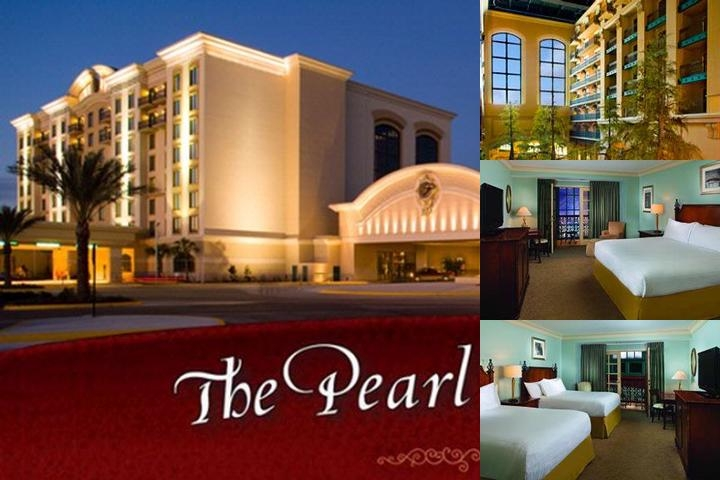 Paragon Casino Resort Hotel photo collage