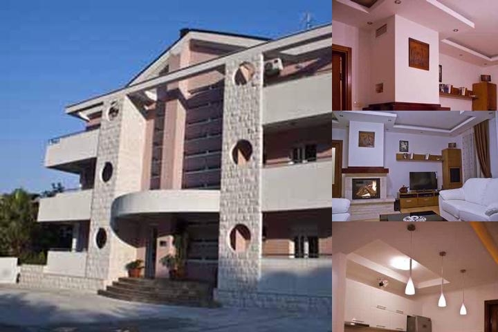 Apartments Villa Milica photo collage