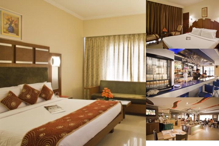 Hotel Nkms Grand photo collage