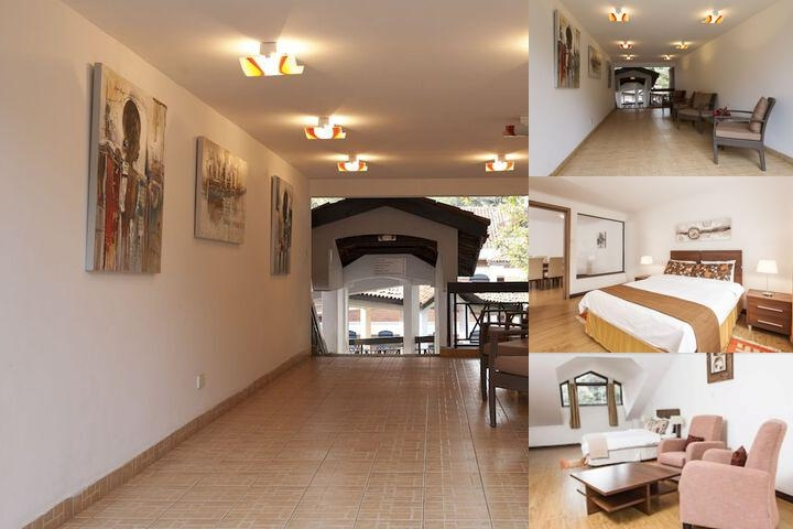 Heri Heights Serviced Apartments photo collage