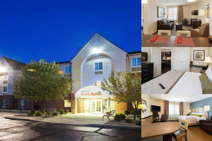 Candlewood Suites Detroit Troy photo collage