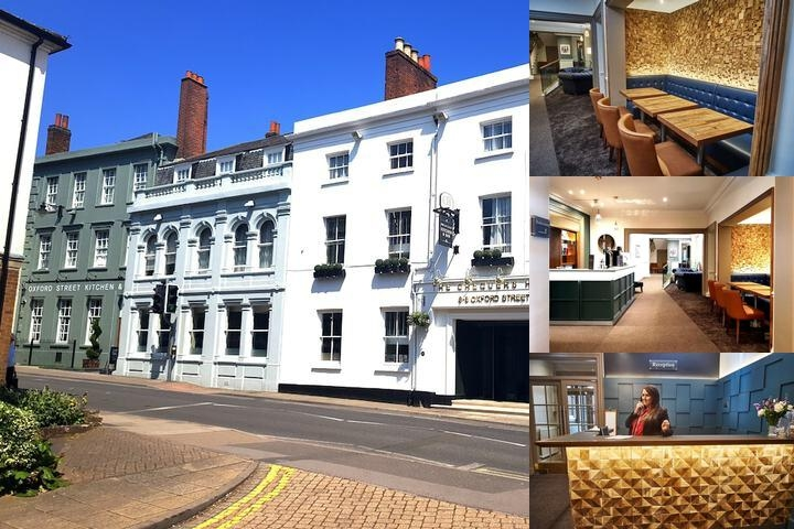 The Chequers Hotel photo collage