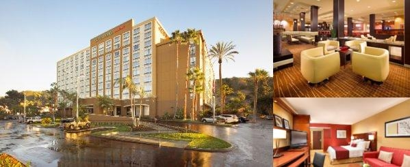 Courtyard by Marriott San Diego Mission Valley / H photo collage