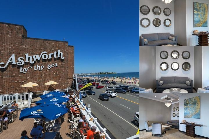 Ashworth by The Sea Hotel photo collage