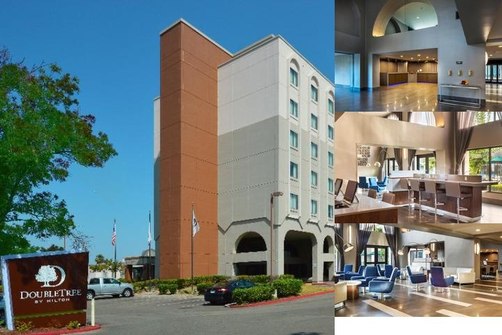 Doubletree by Hilton Newark Fremont photo collage