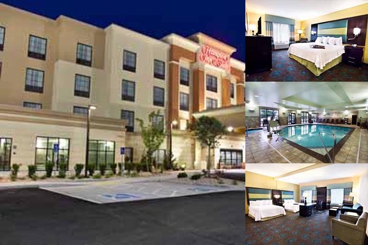 Hampton Inn & Suites Farmington photo collage