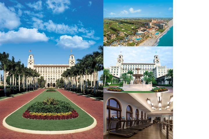 The Breakers photo collage