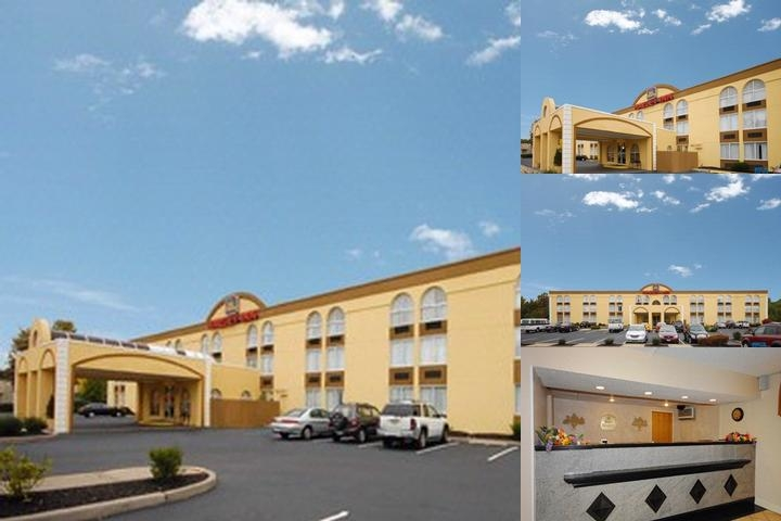Best Western Hazlet Inn photo collage