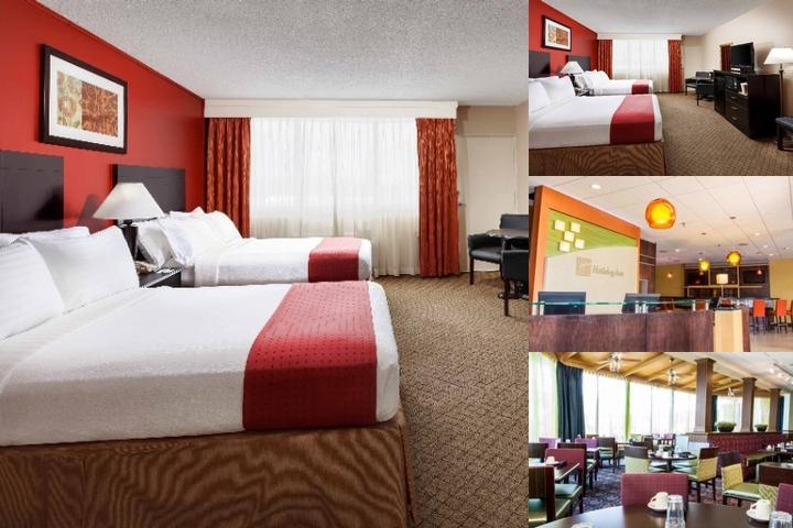 Holiday Inn Fayetteville Bordeaux photo collage