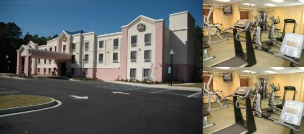 Best Western Plus Savannah South photo collage