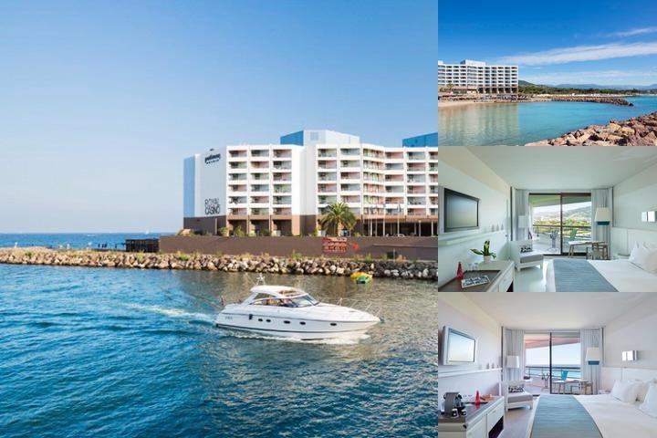 Pullman Cannes Mandelieu photo collage