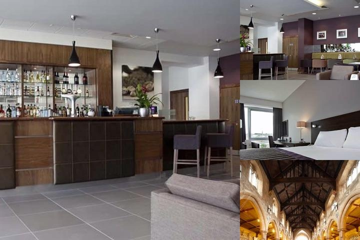 Jurys Inn Bradford photo collage