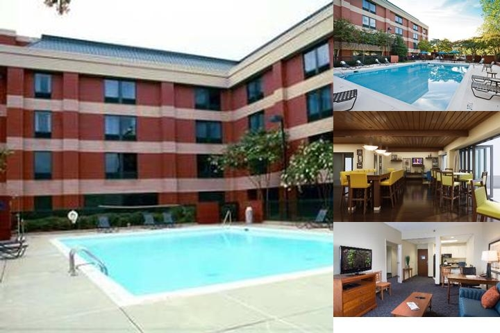 Hampton Inn Stone Mountain photo collage