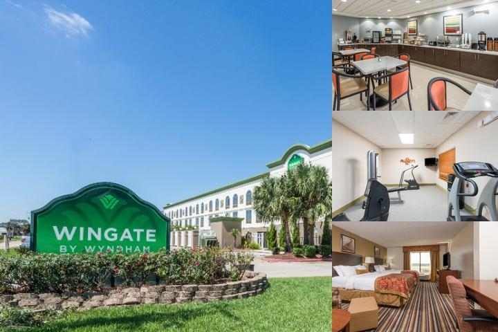 Wingate by Wyndham Sulphur photo collage