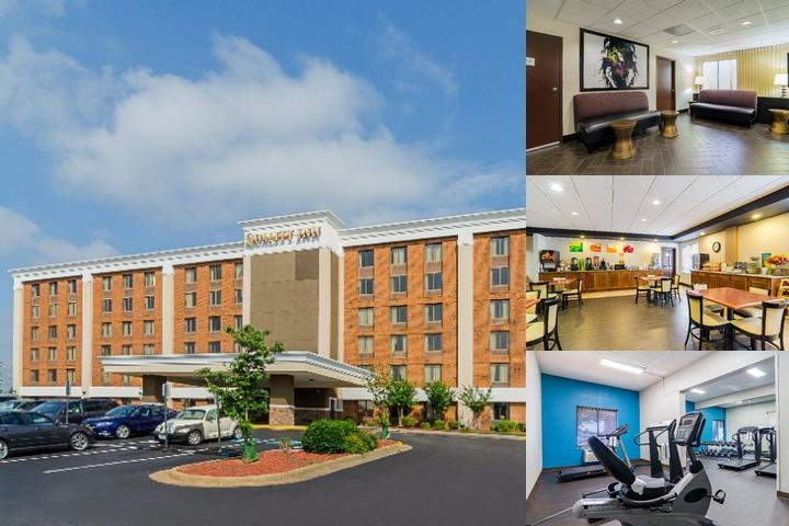 Quality Inn West End photo collage