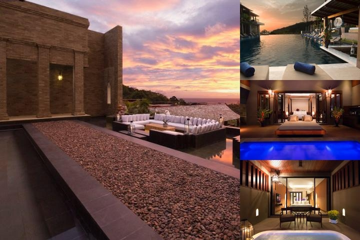 Avista Hideaway Resort & Spa Phuket photo collage