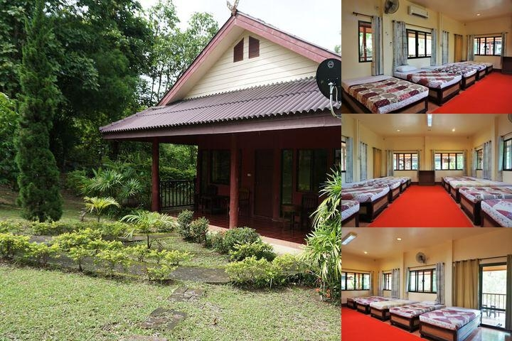 Ban Rai Tin Thai Ngarm Eco Lodge photo collage