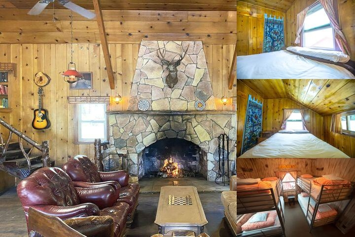 Ith Big Bear Mountain Adventure Lodge photo collage