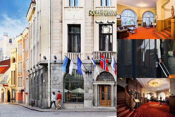 Hotel Barons photo collage