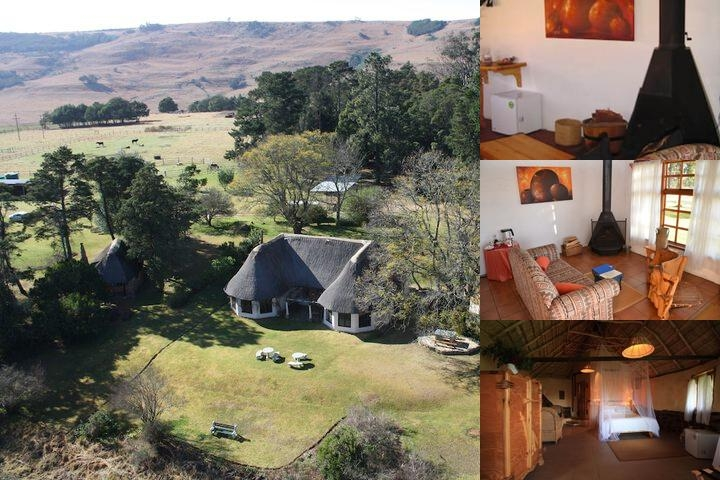 Antbear Drakensberg Lodge photo collage