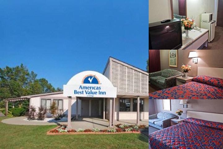 Americas Best Value Inn Heath / Newark photo collage