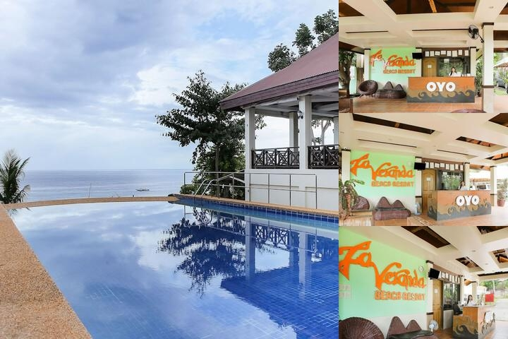 La Veranda Beach Resort photo collage