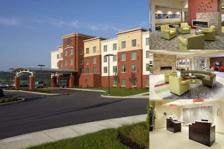 Homewood Suites by Hilton Pittsburgh Airport photo collage