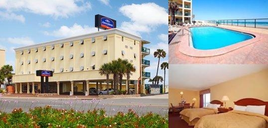Howard Johnson Ormond Beach photo collage