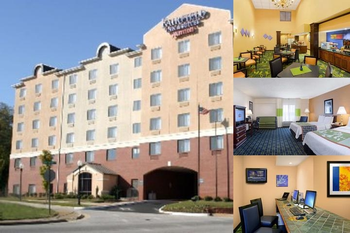 Fairfield Inn & Suites Marriott Atlanta Airport photo collage